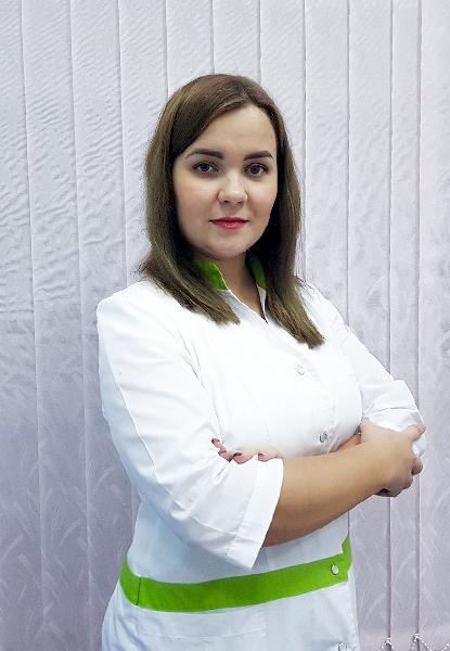 Куштина Елена Алексеевна